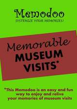 Memodoo Memorable Museum Visits