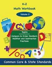 K-2 Math Volume 2