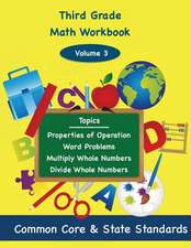Third Grade Math Volume 3