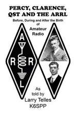 Percy, Clarence, Qst and the Arrl
