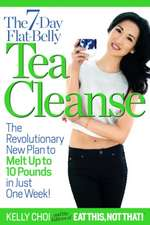 The 7-Day Flat-Belly Tea Cleanse