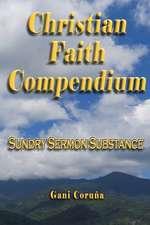 Christian Faith Compendium