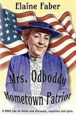 Mrs. Odboddy Hometown Patriot