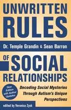 UNWRITTEN RULES OF SOCIAL RELA