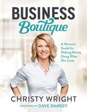 Christy Wright's Business Boutiques