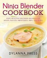 Ninja Blender Cookbook