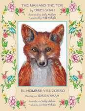 The Man and the Fox -- El Hombre y El Zorro:  When Yokai Emerge