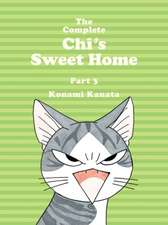 The Complete Chi's Sweet Home, 3:  Demi-Human
