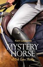 Mystery Horse at Oak Lane Stable