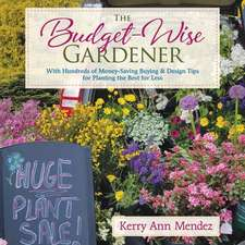 The Budget-Wise Gardener