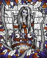 Adult Coloring Book Horror Land
