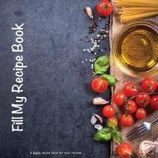 Fill My Recipe Book