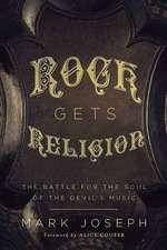 Rock Gets Religion