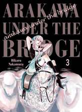 Arakawa Under The Bridge, 3