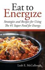 Eat to Energize