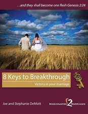 8 Keys to Breakthrough