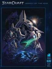 Starcraft: Legacy of the Void Puzzle