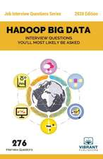 Hadoop BIG DATA: Interview Questions You'll Most Likely Be Asked