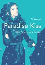 Paradise Kiss: 20th Anniversary Edition