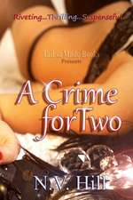 A Crime For Two