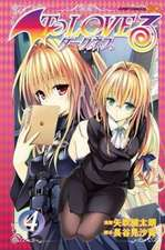 To Love Ru Darkness, Vol. 4