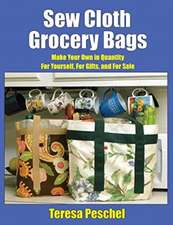 Sew Cloth Grocery Bags