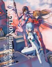 Evangelion Illustrations 2007-2017