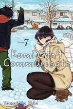 Komi Can't Communicate, Vol. 7