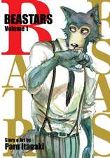 BEASTARS, Vol. 1