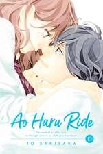 Ao Haru Ride, Vol. 13
