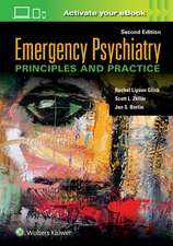Emergency Psychiatry: Principles and Practice