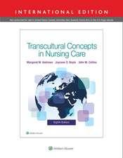 Transcultural Concepts in Nursing Care