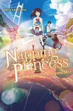 Napping Princess (light novel): The Story of Unknown Me