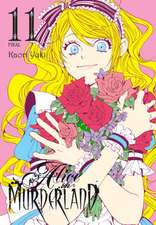Alice in Murderland, Vol. 11