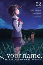 your name. Another Side: Earthbound. Vol. 2 (manga)