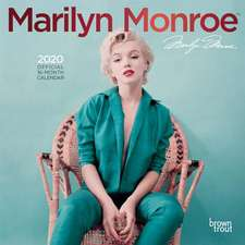 Marilyn Monroe 2020 Mini 7x7 Foil