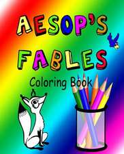 Aesop's Fables Coloring Book Vol1
