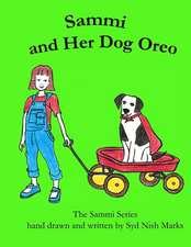 Sammi and Her Dog Oreo
