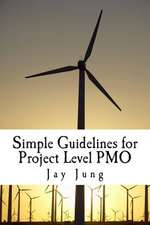 Simple Guidelines for Project Level Pmo