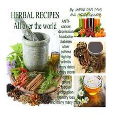 Herbal Recipes Book