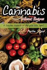 Cannabis Infused Recipes