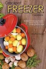 Crockpot Freezer Cookbook