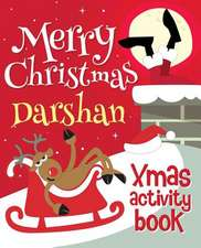 Merry Christmas Darshan - Xmas Activity Book