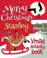 Merry Christmas Stanley - Xmas Activity Book