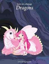 Livre de Coloriage Dragons 2