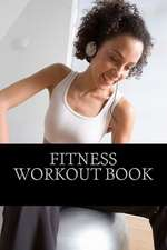 Fitness Workout Book