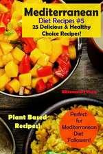 Mediterranean Diet Recipes #5