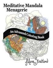 Meditative Mandala Menagerie
