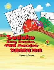 Sudoku Easy Puzzles 400 Puzzles