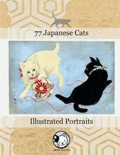 77 Japanese Cats